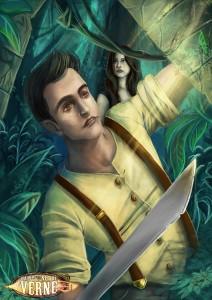Ilustracion jungla